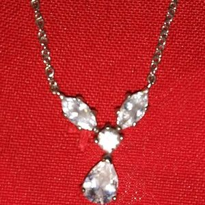 Jewelry - Rhinestone Necklace